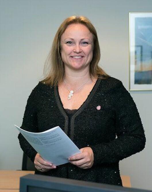 Anette Carnarius Elseth har blitt statssekretær.