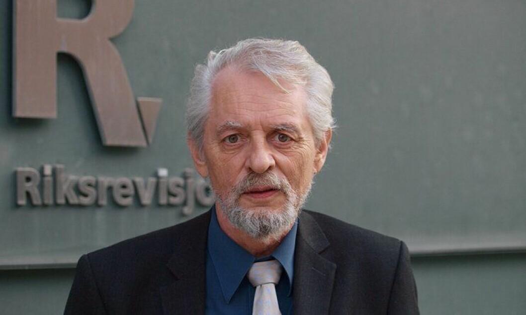 Riksrevisor Jørgen Kosmo.