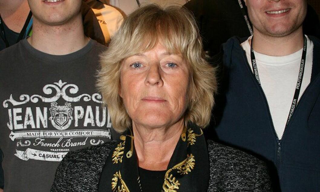 Professor Liv Finstad.