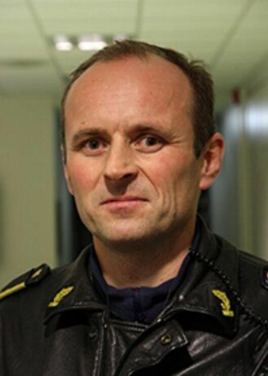 Steinar Bjerke ved Asker og Bærum politidistrikt.