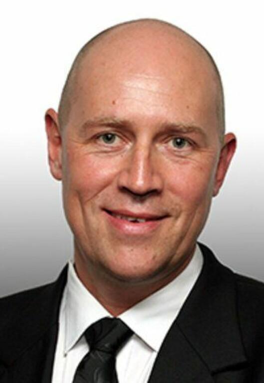 Ordfører Robert Svarva i Levanger kommune.