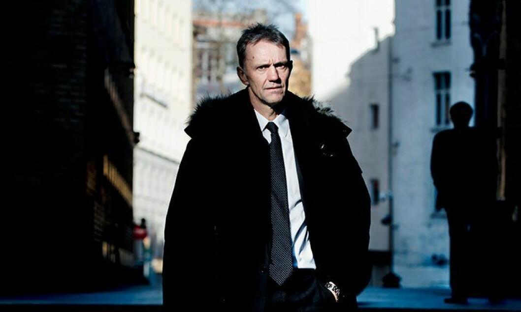 Arne Røksund leder arbeidet med politianalysen.