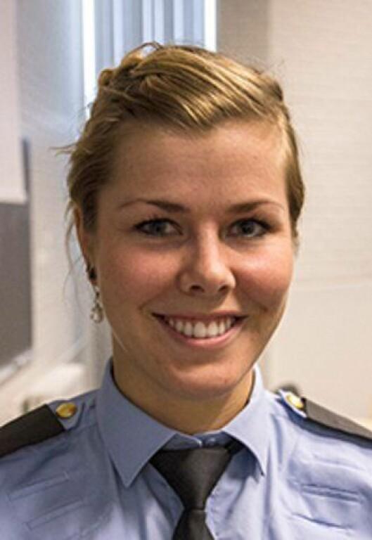 Nina Rudberg Nilssen.