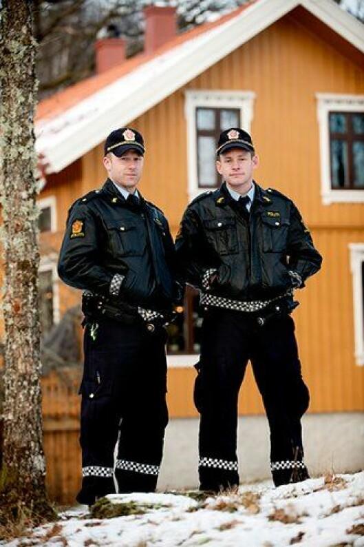 Per Henrik Semb og Bernt Aamodt.