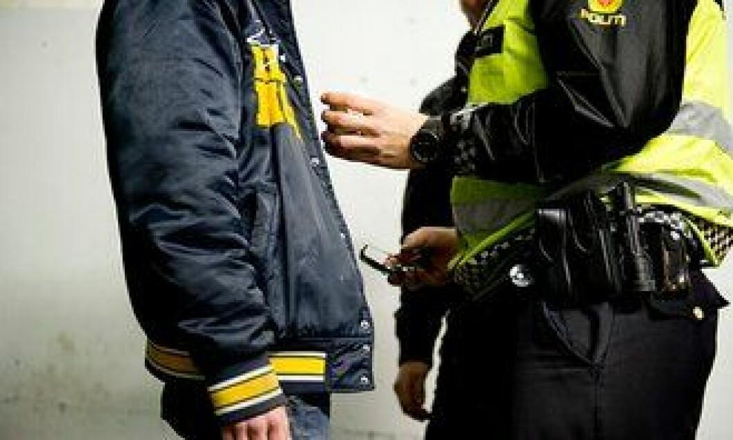 ARBEIDSTEKNIKK: Tegn og symptom er en arbeidsteknikk som i dag benyttes av politiet i mange sammenhenger, og har vist seg å gi stor treffsikkerhet. Teknikken har også vist seg egnet for blant annet kriminalomsorgen, Tollvesenet, Forsvaret og psykisk helsevern.
