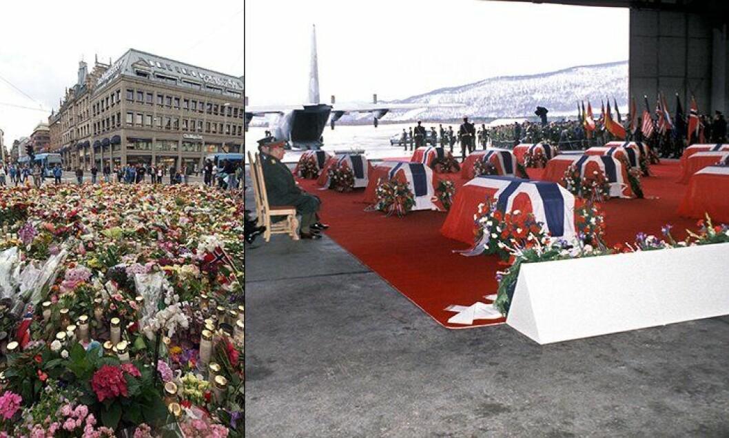 Likhetene mellom det som skjedde 22. juli 2011 og ulykken i Vassdalen i 1986 er store. I Vassdalen ble 16 soldater drept, noe som førte til et omfattende reformarbeid med Forsvarets lederfilosofi.