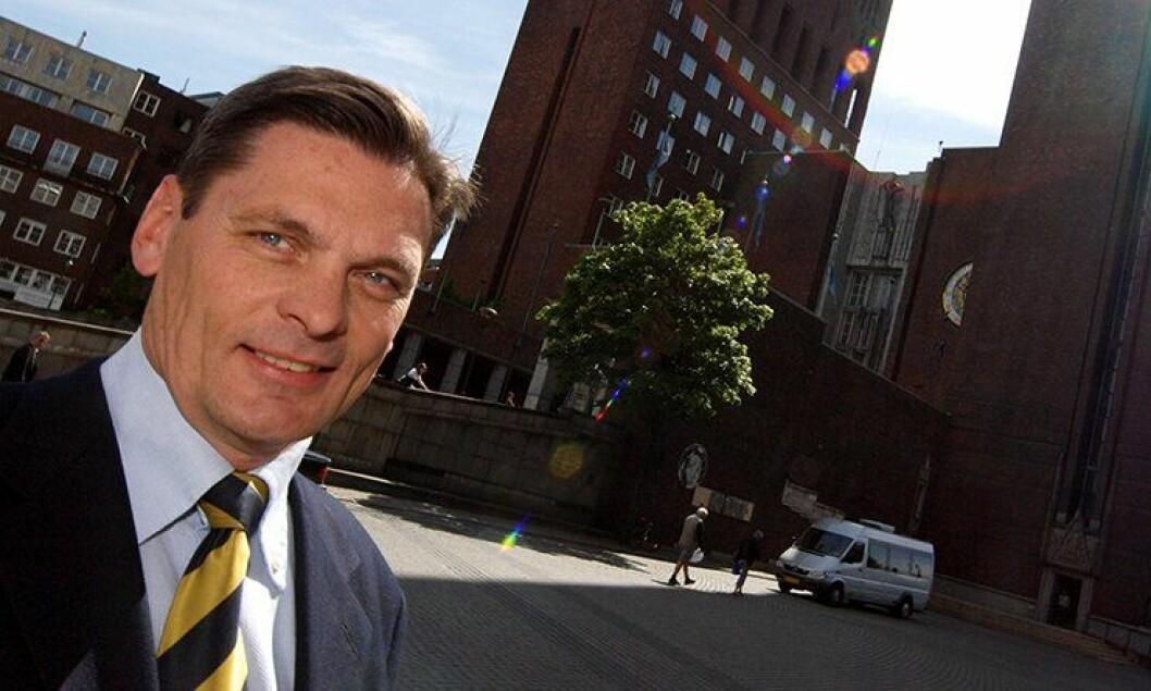 Knut Smedsrud.