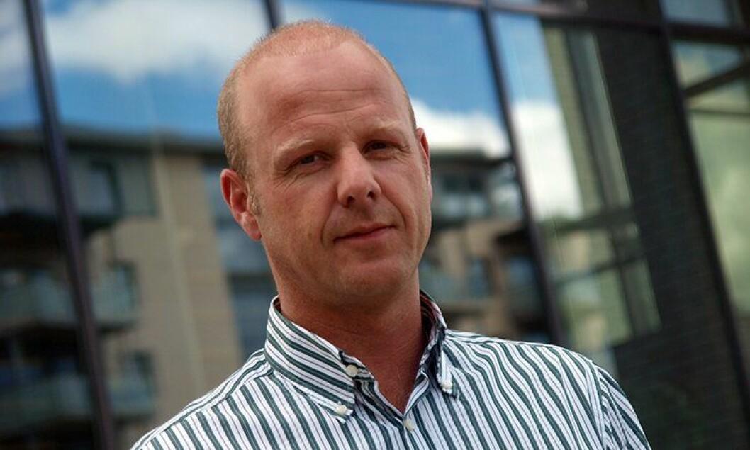 PST-tillitsvalgt Lasse Roen.