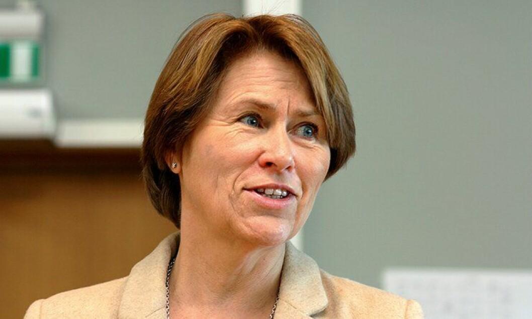 Grete Faremo, justisminister Arbeiderpartiet.