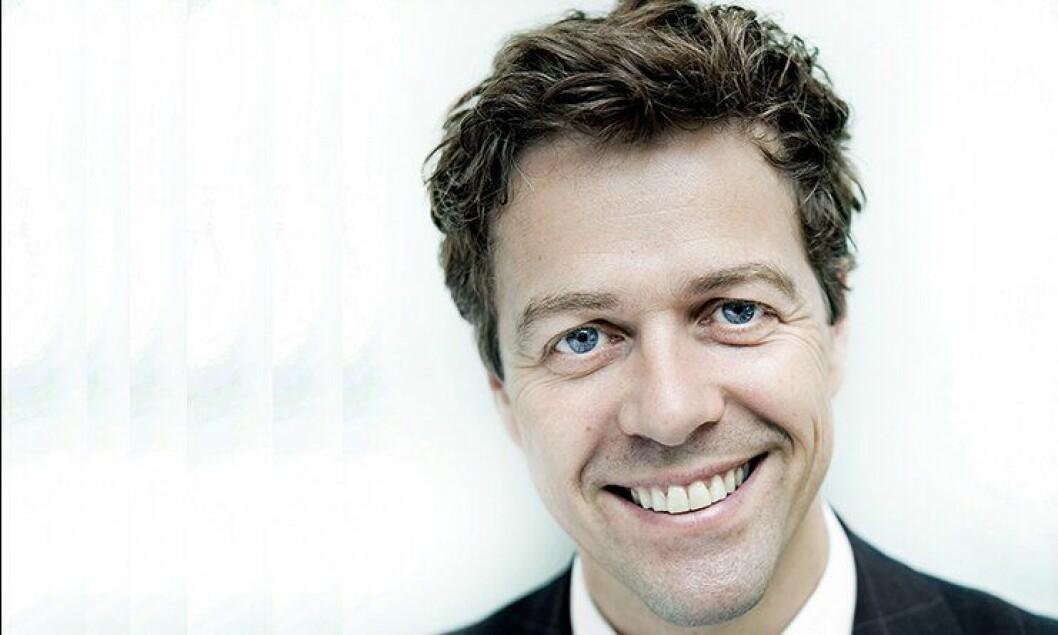 Knut Arild Hareide, partileder KrF.