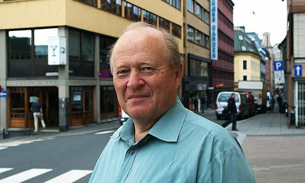 Odd Einar Dørum, Venstre.