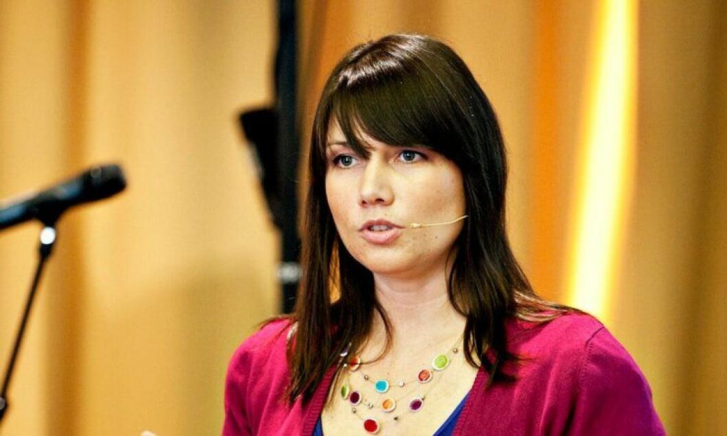 Heidi Nordby Lunde, stortingskandidat for Oslo Høyre.