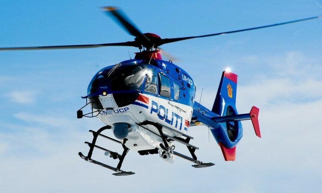 − Utvalget skal ikke vurdere helikopteret som ildstøtteplattform, og det skal heller ikke planlegges brukt til taktisk utsetting av mannskap, sier Torodd Veiding.