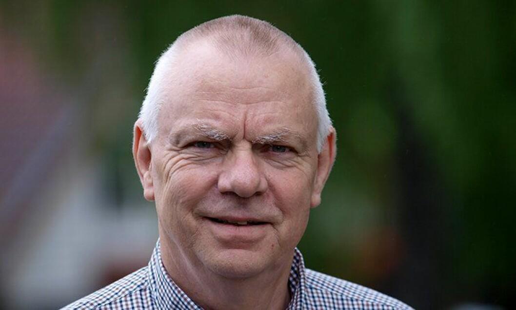 Etter 17 år på farten for Politiets Fellesforbund, har organisasjonssjef Egil Haaland takket for følget og blitt pensjonist.