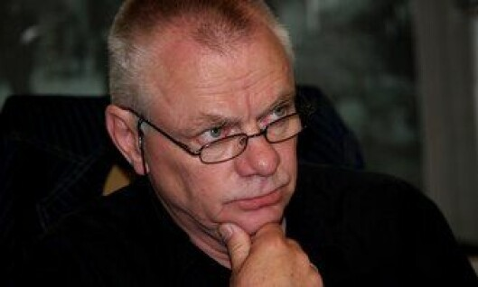 Egil Haaland, tidligere organisasjonssjef i Politiets Fellesforbund.