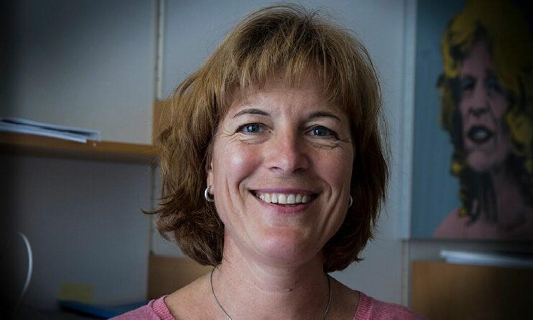 Forsker Inger Marie Sunde ved Politihøgskolen (PHS).