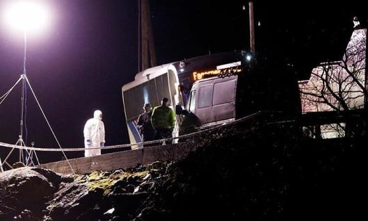 Tre personer ble drept på Valdresekspressen den 4. november 2013.