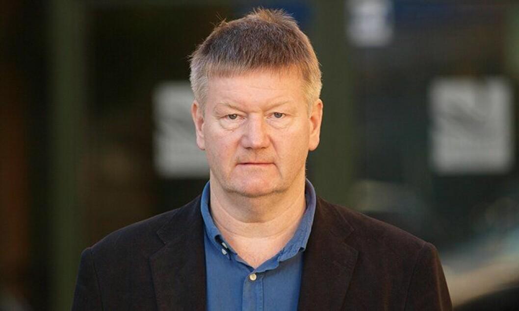 Kontrollnemndas leder Ivar Hellene.