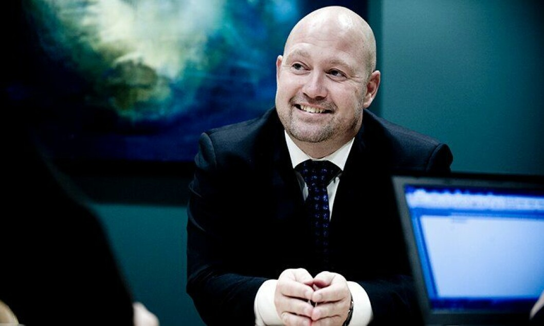 Justis- og beredskapsminister Anders Anundsen (Frp).