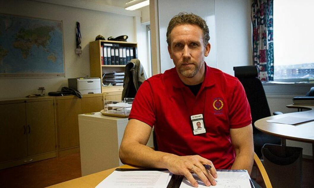 Espen Scavenius, leder for forhandlertjenesten.