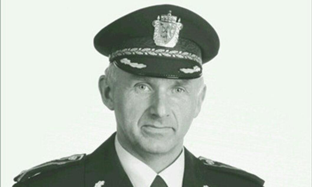 Politiførstebetjent Arne Sigve Klungland ble drept under Nokas-ranet i 2004.
