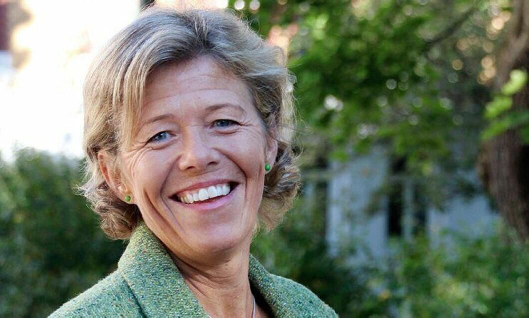 HR-direktør Karin Aslaksen i Politidirektoratet (POD).