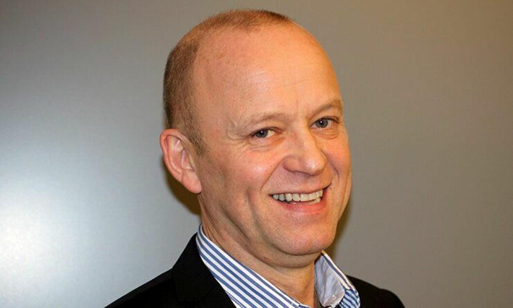 Lars Øverkil, generalsekretær i Politiets Fellesforbund (PF).