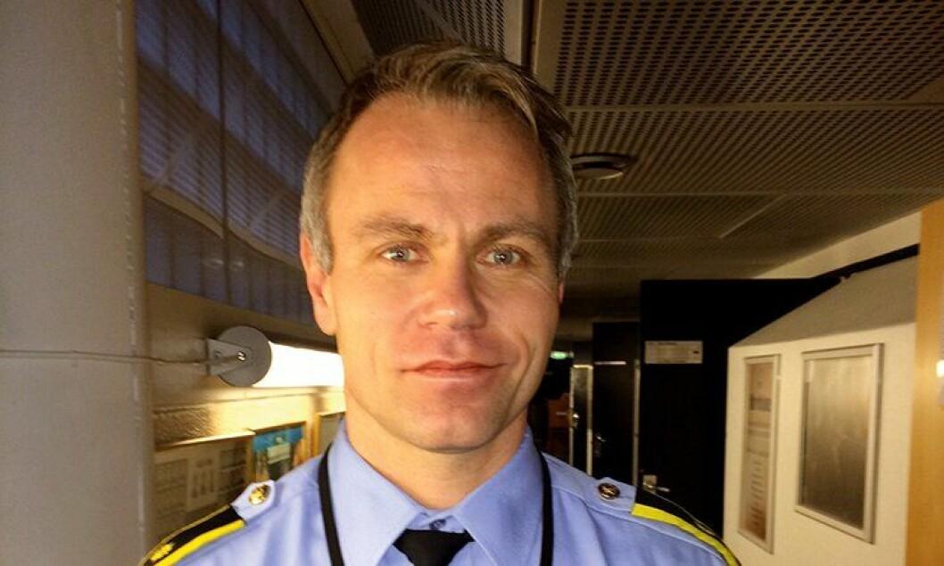 Helge Mehus har blitt ny sjef for Beredskapstroppen (Delta).