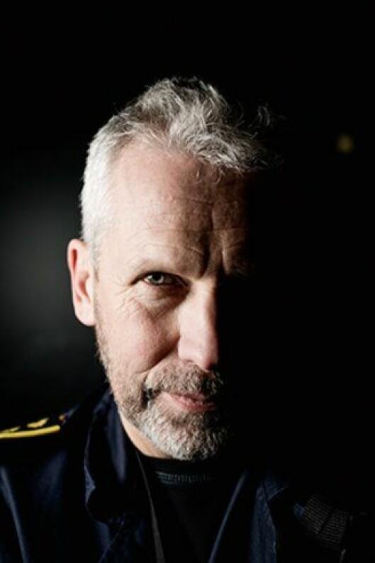 Beredskapstroppens tidligere leder Anders Snortheimsmoen.