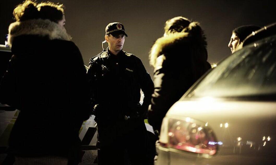Politibetjenten Peter Øhman (37) har jobbet for både svensk og norsk politi.