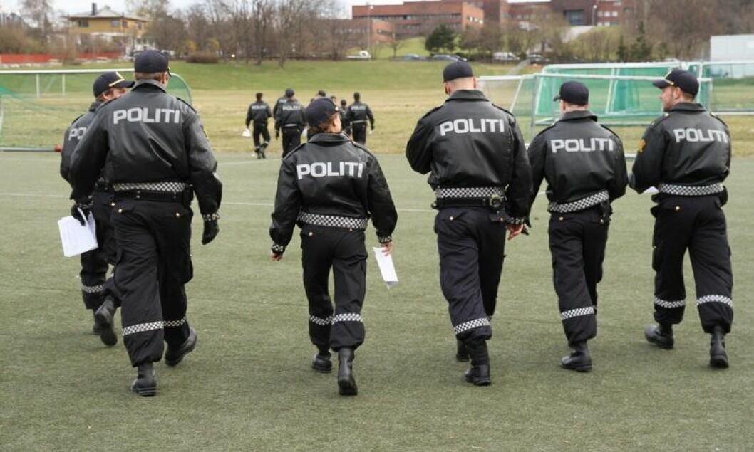 Fra og med 1. september vil alle politistudentenes praksisveiledere bli godtgjort etter en ny avtale mellom PF og POD. (illustrasjonsfoto)