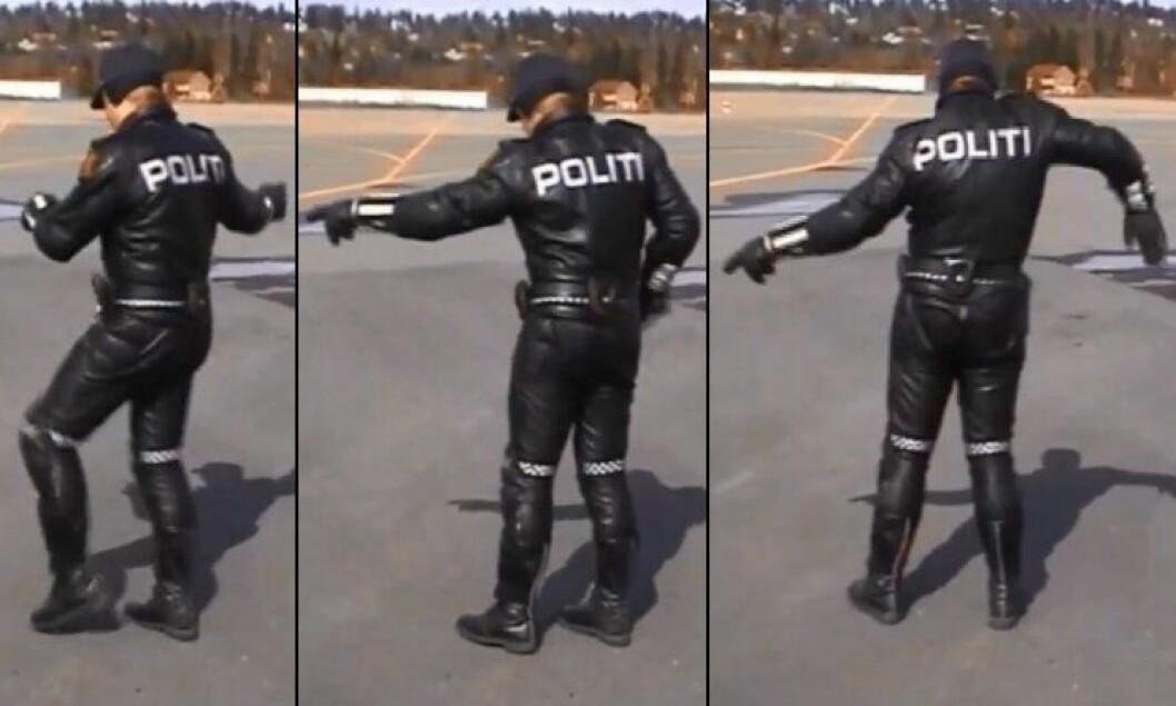 På begynnelsen av 80-tallet var Tonsjø en av de første til å gjøre Michael Jacksons berømte «moonwalk» i Oslos gater. - Jeg sto på Karl Johan og opptrådte for mange, mange mennesker. Den gangen var dette eksotisk, sier han.