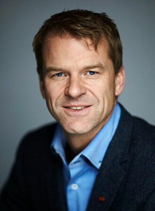 PF-leder Sigve Bolstad.