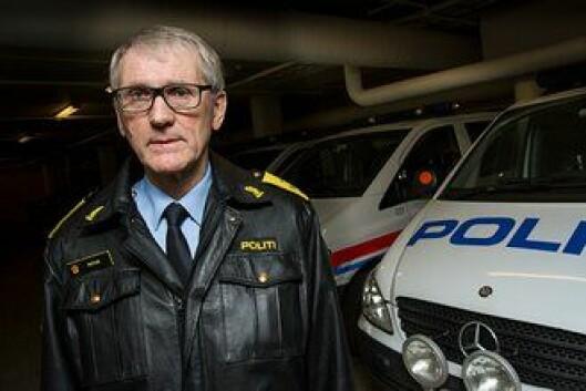 Assisterende politidirektør Vidar Refvik.