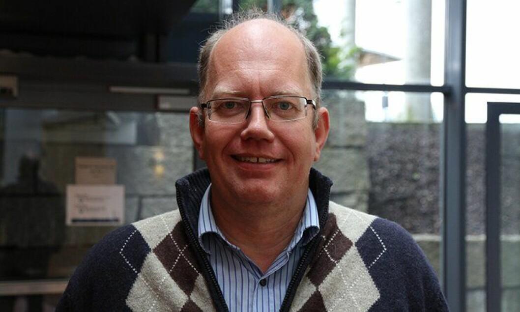 Iver Aage Iversen, leder av valgkomiteen i Politiets Fellesforbund (PF).