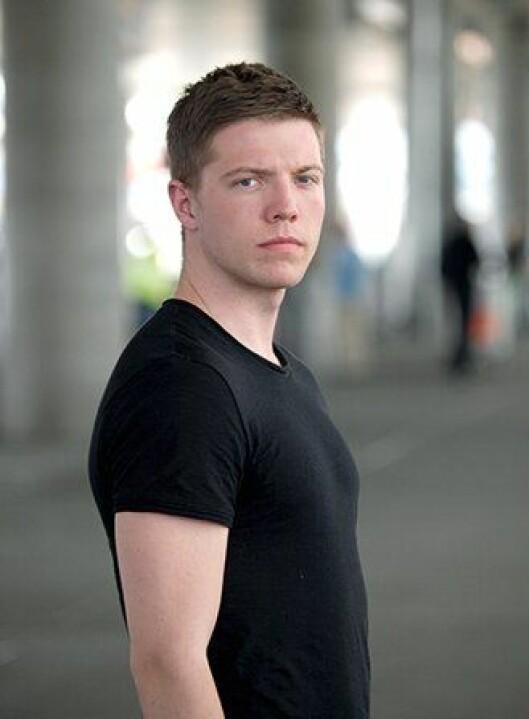 Ronnie Fiskvik.