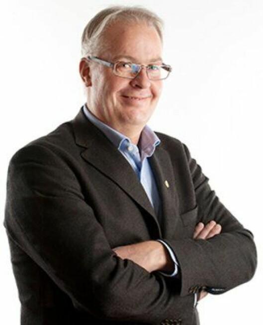 Lars Bergman i svenske Polisförbundet