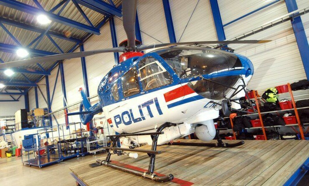 En ny utredning fra POD foreslår flere slike helikoptre fordelt på flere steder i Norge.
