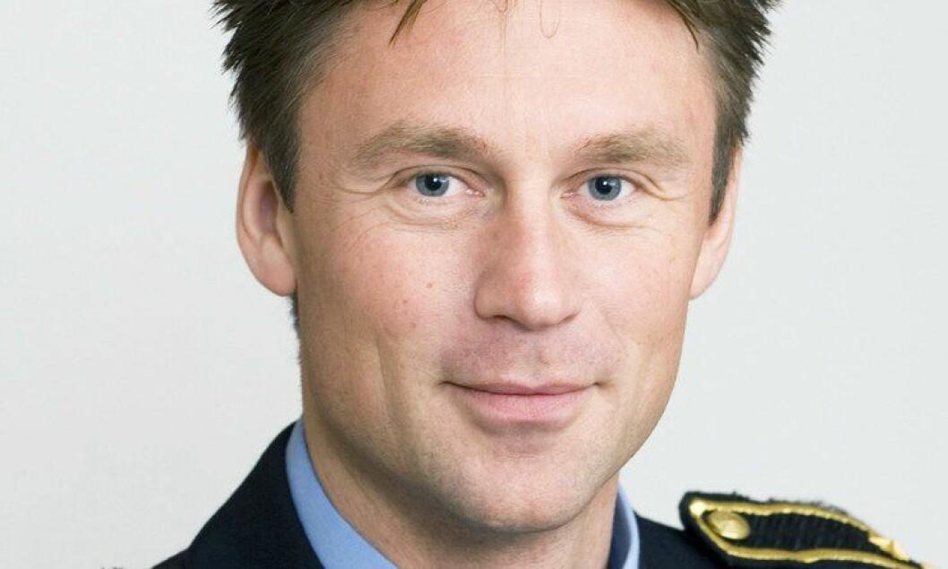 Jon Steven Hassedal skal være den Politidirektoratet ønsker som politimester i Østfold.