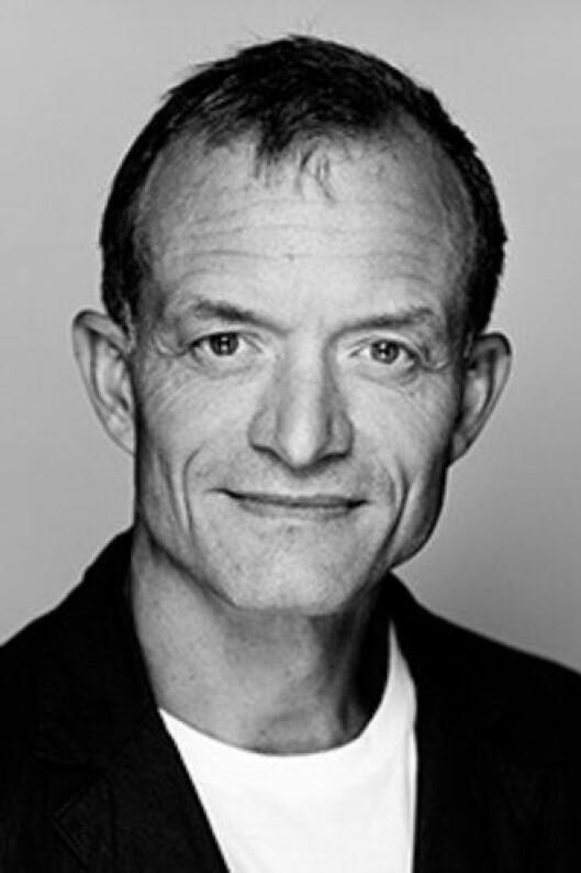 Ole Martin Mortvedt, redaktør.