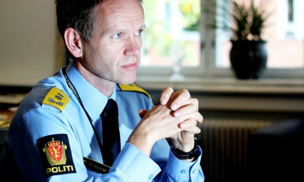 Håkon Skulstad, rektor ved PHS, skal lede jobben med politireformen i POD.