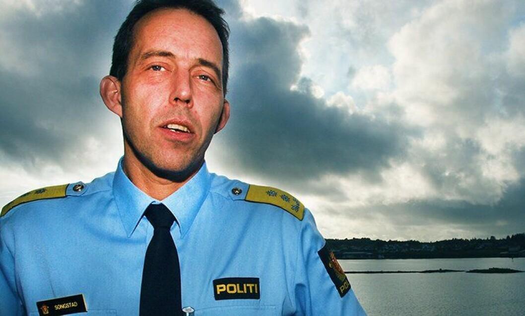Beredskapsdirektør i Politidirektoratet, Kaare Songstad.