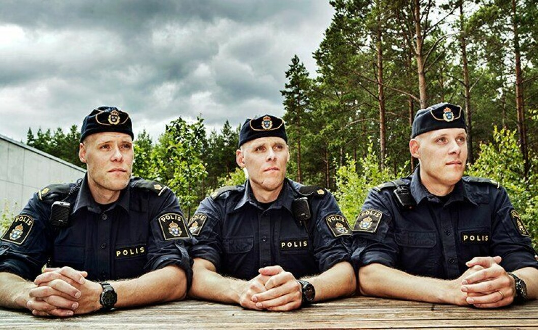 Jonas, Fredrik och Magnus berømmer foreldrenes innsats under oppveksten. Tre gutter som spiller hockey. To liter melk og et helt brød til hver frokost. – De ble jo nesten rike da vi flyttet ut, sier de.