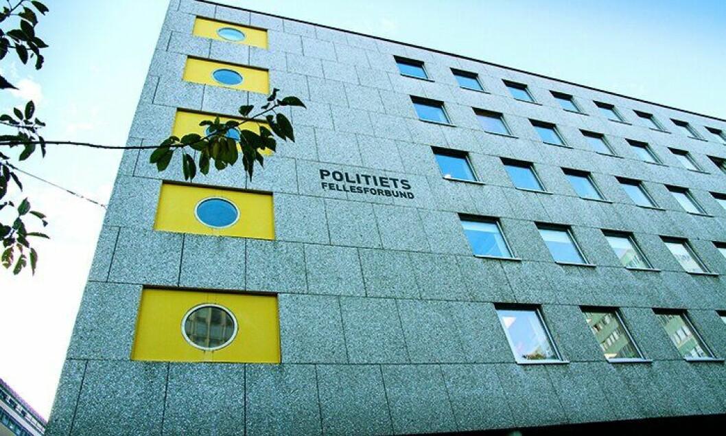 Bør bli bedre: Politiets Fellesforbund (PF) egen kontrollnemnd har påpekt flere forbedringspunkter.