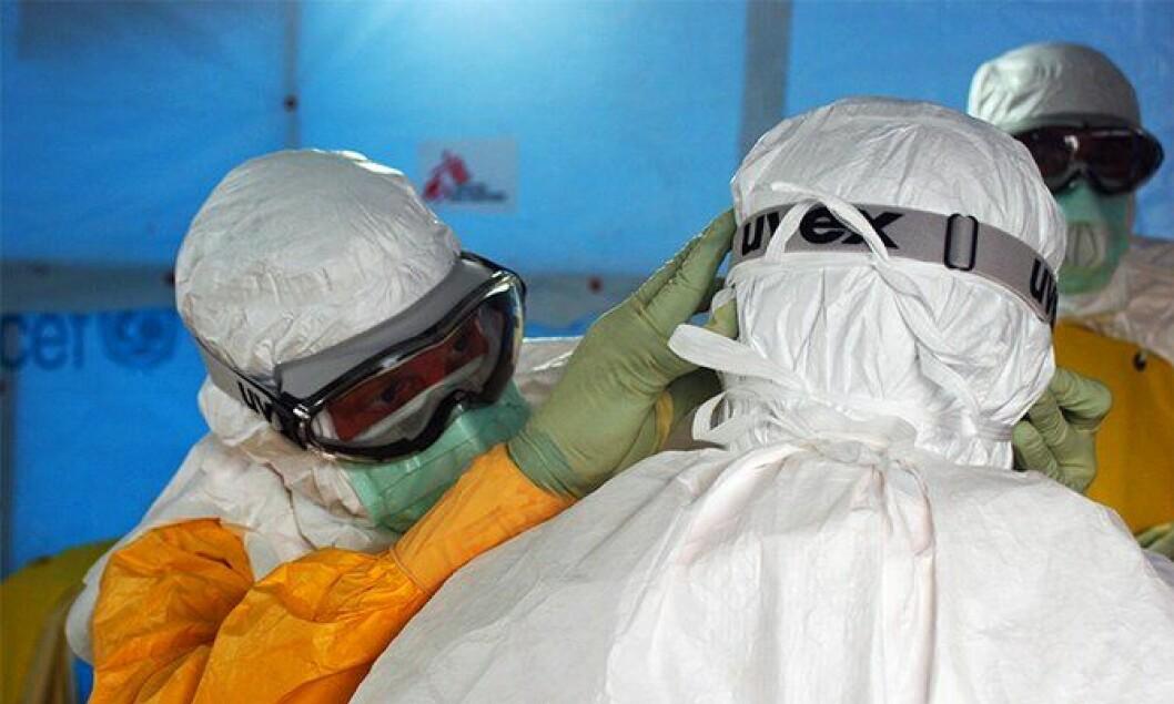 Leger Ebola