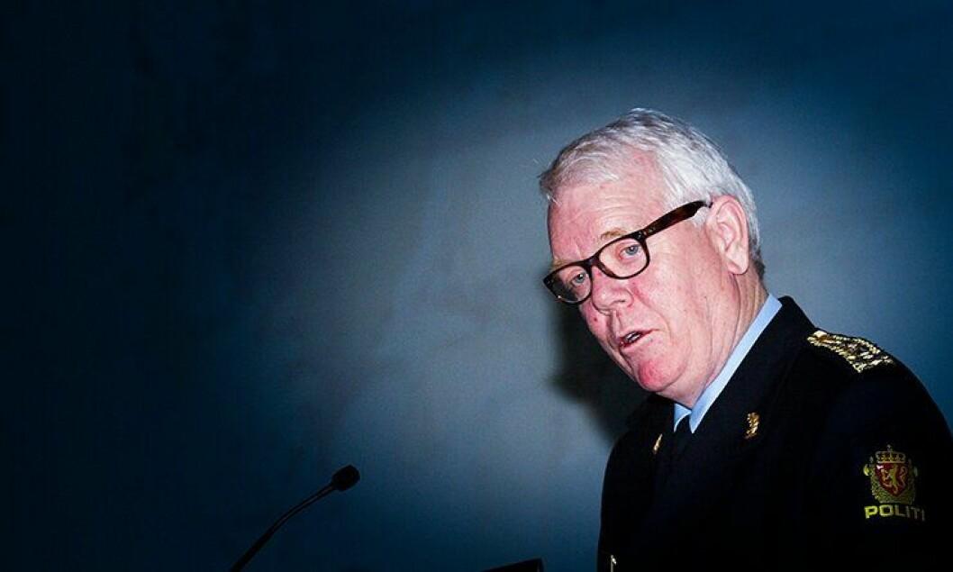 Geir Gudmundsen, poiltimester i Hordaland politidistrikt, er blitt varslet om kritikkverdig oppførsel fra andre ledere i distriktet.