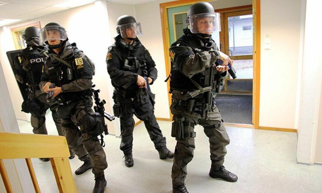 Antallet IP3-godkjente politifolk er nå over 1000. Målet var opprinnelig høyere.