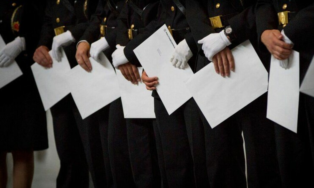 Det blir vanskeligere for nyutdannede politifolk å få jobb i Rogaland politidistrikt i år.