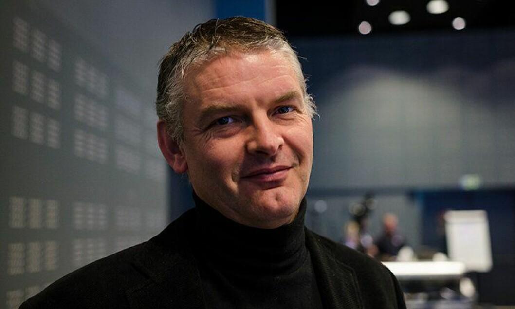 Arne Hammer, stasjonssjef i Bodø, er fornøyd med at lederne har fått et eget organ.