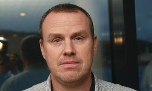 Lokallagsleder Kjetil Drange i PF Sogn og Fjordane